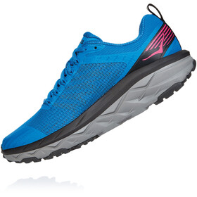 Hoka One One Challenger ATR 5 Zapatillas Mujer, imperial blue/pink peacock